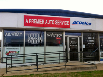 auto repair fort worth